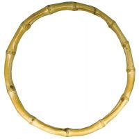 "Bamboo Bag Handle 9-1/2"" Round NOTM083590"