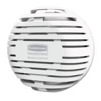 """Rubbermaid Commercial TCell Dispenser, 4.09"""" Diameter x 2.36"""", White RCP1957532"""