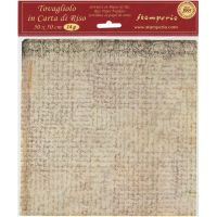 Stamperia Rice Paper Napkin NOTM257568