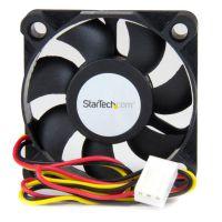 StarTech.com 50x10mm Replacement Ball Bearing Computer Case Fan TX3/LP4 Connector SYNX495705