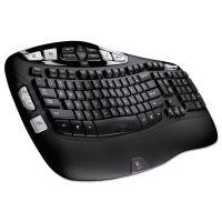 Logitech K350 Wireless Keyboard, Black LOG920001996