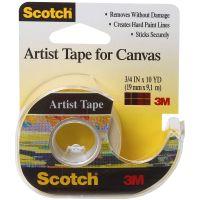Scotch Artist Tape For Canvas NOTM134216