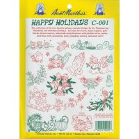 Aunt Martha'a Iron-On Transfer Collection NOTM324921