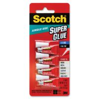 Scotch Single Use Super Glue MMMAD114