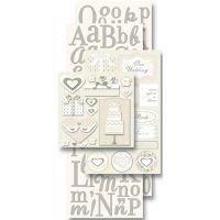 Flip Pack Sticker Embellishments NOTM378258