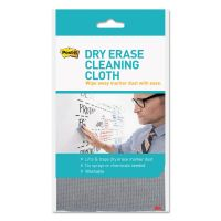 "Post-it Dry Erase Cleaning Cloth, Fabric, 10 5/8""w x 10 5/8""d MMMDEFCLOTH"