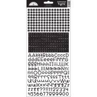 Teensy Type Cardstock Alphabet Stickers NOTM251195