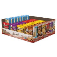 Grandma's Cookies Variety Tray 36 Ct, 2.5 oz Packs LAY14867