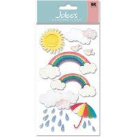 Jolee's Boutique Dimensional Stickers NOTM347626