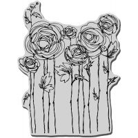 """Stampendous Cling Rubber Stamp 4""""X6"""" Sheet NOTM460559"""