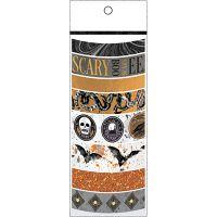 Martha Stewart Crafts Halloween Washi Tape 8 Assorted Rolls NOTM201322