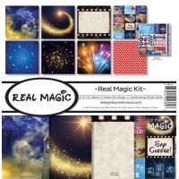 "Reminisce Collection Kit 12""X12"" NOTM307041"