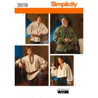 Simplicity Misses, Mens And Teens Shirt NOTM495803