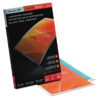 Swingline GBC EZUse Thermal Laminating Pouches, 5 mil, 11 1/2 x 17 1/2, 100/Box SWI3740474