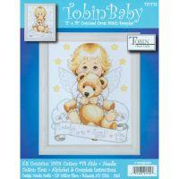 Angel Birth Record Counted Cross Stitch Kit NOTM371302