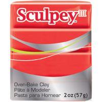 Sculpey III Polymer Clay  NOTM217606