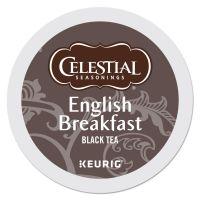 Celestial Seasonings English Breakfast Black Tea K-Cups, 24/Box GMT14731
