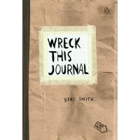 """Wreck This Journal Expanded Edition 5-1/2""""X8-1/4"""" NOTM098823"""