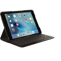 Logitech Focus Keyboard/Cover Case (Folio) iPad mini 4 - Black SYNX4398854