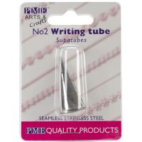 PME No2 Writing Tube Stainless Steel Supatube NOTM035669