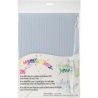 Zig Brush Lettering Practice Kit NOTM311350