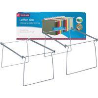 "Smead Hanging Folder Frame, Letter Size, 23-27"" Long, Steel, Two Per Pack SMD64870"