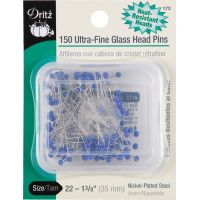 Ultra-Fine Glass Head Pins NOTM080390