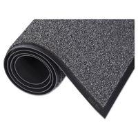 Crown Walk-A-Way Indoor Wiper Mat, Olefin, 36 x 60, Gray CWNWA0035GY