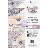 Prima Marketing Double-Sided Paper Pad A4 30/Pkg NOTM357801
