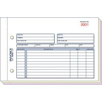 Rediform Carbonless Invoices RED7L706