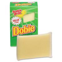 Scotch-Brite -Brite Dobie All-purpose Cleaning Pads MMM7232F