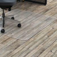 Lorell Rectangular Hard Floor Chair Mat LLR69708