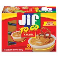 Jif Folgers To Go Creamy Peanut Butter Cups FOL24136