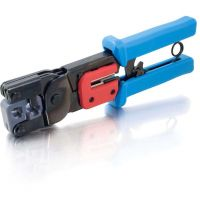 C2G RJ11/RJ45 Crimping Tool with Cable Stripper SYNX1773682