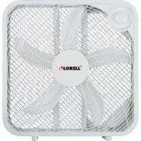 Lorell 3-speed Box Fan LLR44575