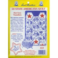 Aunt Martha'a Iron-On Transfer Collection NOTM324917