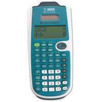 Texas Instruments TI-30XS MultiView Scientific Calculator, 16-Digit LCD TEXTI30XSMV