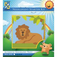 "Needleart World Needlepoint Kit 6""X6"" NOTM052494"