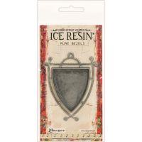 Ice Resin Rune Bezel Sheild NOTM378608