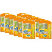 Swiffer 360 Duster Starter Kit, Handle with One Disposable Duster, 12 Kits/Carton PGC16942CT