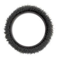 """Oreck Commercial Orbiter Carpet Shampoo Brush, 12"""" dia, Black ORK237049"""