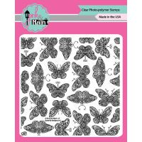 """Pink & Main Clear Stamps 6""""X6"""" NOTM252408"""