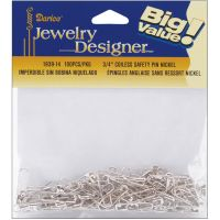 Coiless Safety Pins NOTM241009