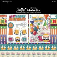 "Bella! Collection Pack 12""X12"" NOTM448065"