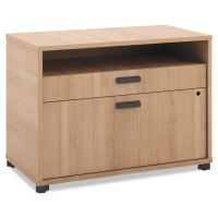 HON Manage Series File Center, Laminate, 30w x 16d x 22h, Wheat BSXMG30FDWHA1