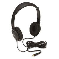 Kensington Hi-Fi Headphones, Plush Sealed Earpads, Black KMW33137