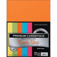 Core'dinations Premium Smooth Candy Shop Cardstock  NOTM239373