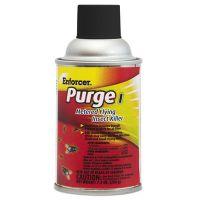 Enforcer Purge I Metered Flying Insect Killer, 7.3 oz Aerosol, Unscented, 12/Carton AMR1047728