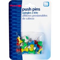 OIC Push Pins OIC92600