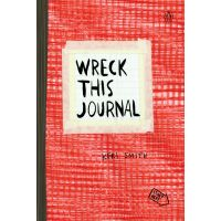 """Wreck This Journal Expanded Edition 5-1/2""""X8-1/4"""" NOTM098824"""
